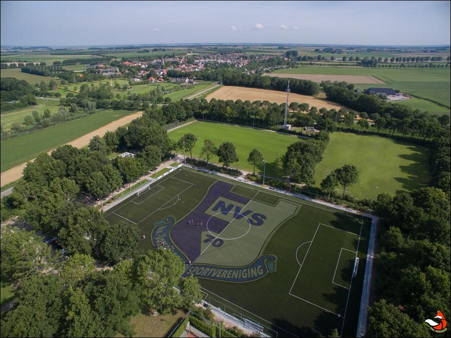 NVS voetbalveld de Danen